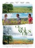 Alpes mancelles activités présente : Ce qui nous lie au cinéma de Fresnay-sur-Sarthe