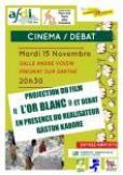 Cinéma / Débat