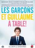 Alpes mancelles activités présente : Les Garçons et Guillaume, à table ! - Dimanche 12 janvier 2014 à 15h00 au cinéma de Fresnay-sur-Sarthe