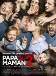 Alpes mancelles activités présente : PAPA OU MAMAN 2 au cinéma de Fresnay-sur-Sarthe