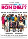 Alpes mancelles activités présente : QU'EST-CE-QU'ON A ENCORE FAIT AU BON DIEU au cinéma de Fresnay-sur-Sarthe