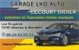 Garage LKD auto -  sur Alpes mancelles activités - garage automobile