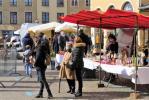 Alpes mancelles activités présente : Les puces de Fresnay